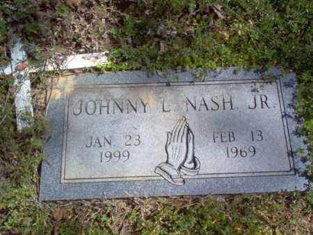 NASH, JR., JOHNNY L - Lee County, Arkansas | JOHNNY L NASH, JR. - Arkansas Gravestone Photos