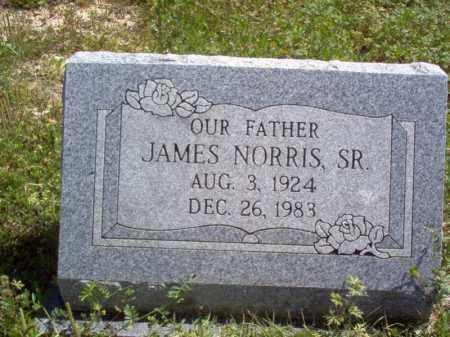 NORRIS, SR., JAMES - Lee County, Arkansas | JAMES NORRIS, SR. - Arkansas Gravestone Photos