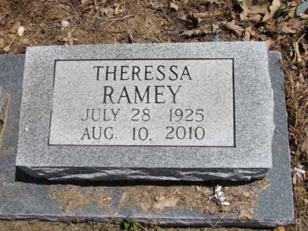 RAMEY, THERESSA - Lee County, Arkansas | THERESSA RAMEY - Arkansas Gravestone Photos