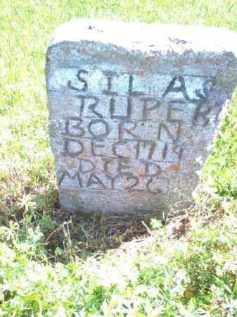 RUPER, SILAS - Lee County, Arkansas | SILAS RUPER - Arkansas Gravestone Photos