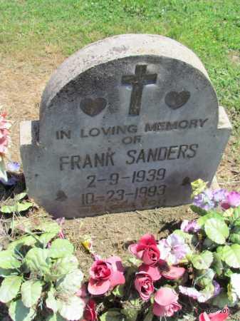 SANDERS, FRANK - Lee County, Arkansas   FRANK SANDERS - Arkansas Gravestone Photos