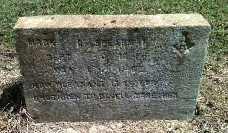 SEEARMAD??, MACK C - Lee County, Arkansas | MACK C SEEARMAD?? - Arkansas Gravestone Photos