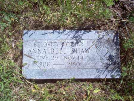 SHAW, ANNA BELL - Lee County, Arkansas | ANNA BELL SHAW - Arkansas Gravestone Photos