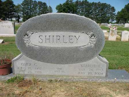 SHIRLEY, OMER C - Lee County, Arkansas | OMER C SHIRLEY - Arkansas Gravestone Photos
