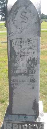 SPIVEY, MAGGIE A - Lee County, Arkansas | MAGGIE A SPIVEY - Arkansas Gravestone Photos