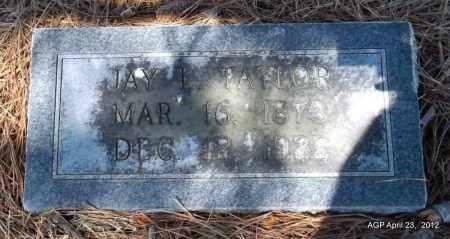 TAYLOR, JAY L - Lee County, Arkansas | JAY L TAYLOR - Arkansas Gravestone Photos