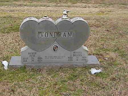 VONDRAN, DELOIS - Lee County, Arkansas | DELOIS VONDRAN - Arkansas Gravestone Photos