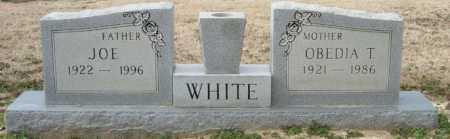 TREAT WHITE, OBEDIA - Lee County, Arkansas | OBEDIA TREAT WHITE - Arkansas Gravestone Photos