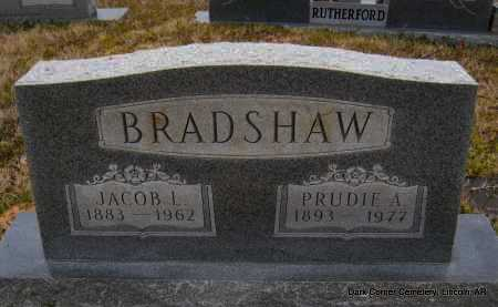 BRADSHAW, JACOB - Lincoln County, Arkansas | JACOB BRADSHAW - Arkansas Gravestone Photos