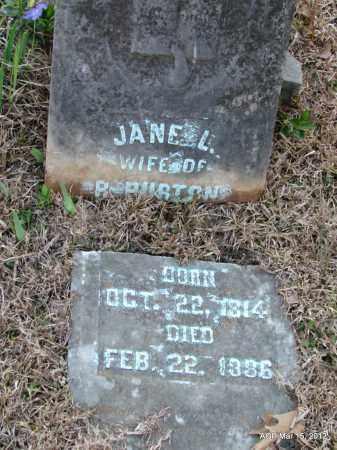 BURTON, JANE L - Lincoln County, Arkansas | JANE L BURTON - Arkansas Gravestone Photos