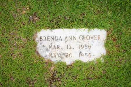 GLOVER, BRENDA - Lincoln County, Arkansas | BRENDA GLOVER - Arkansas Gravestone Photos