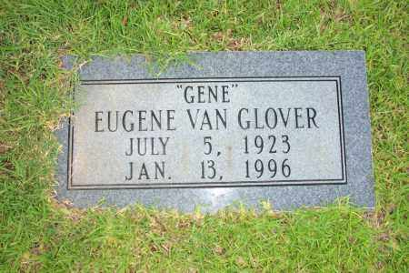 "GLOVER, EUGENE VAN ""GENE"" - Lincoln County, Arkansas 