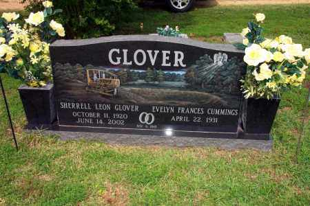 LEON GLOVER, SHERRELL - Lincoln County, Arkansas | SHERRELL LEON GLOVER - Arkansas Gravestone Photos