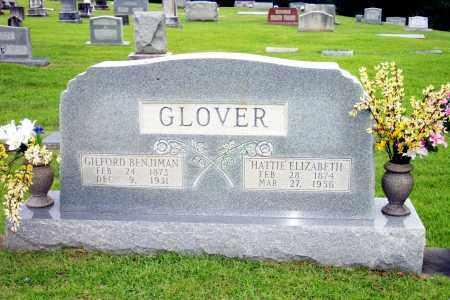 GLOVER, GILFORD - Lincoln County, Arkansas | GILFORD GLOVER - Arkansas Gravestone Photos