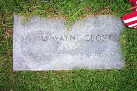 GLOVER, FLOYD - Lincoln County, Arkansas | FLOYD GLOVER - Arkansas Gravestone Photos