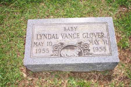 GLOVER, LYNDAL - Lincoln County, Arkansas   LYNDAL GLOVER - Arkansas Gravestone Photos