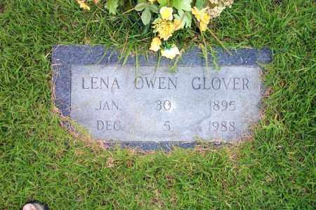 OWEN GLOVER, LENA - Lincoln County, Arkansas | LENA OWEN GLOVER - Arkansas Gravestone Photos
