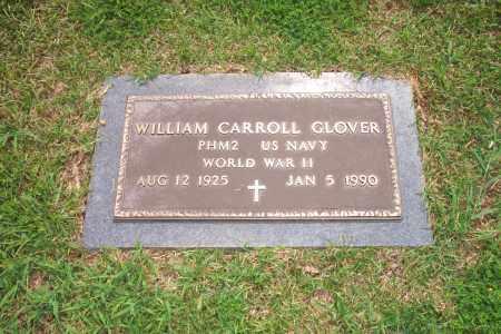 GLOVER, WILLIAM - Lincoln County, Arkansas   WILLIAM GLOVER - Arkansas Gravestone Photos
