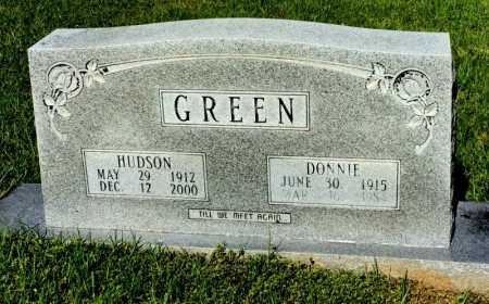 """GREEN, SHIRLEY JEAN """"DONNIE"""" - Lincoln County, Arkansas 