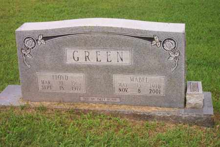 GREEN, FLOYD R - Lincoln County, Arkansas | FLOYD R GREEN - Arkansas Gravestone Photos