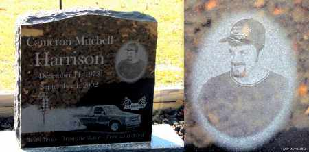 HARRISON, CAMERON MITCHELL - Lincoln County, Arkansas | CAMERON MITCHELL HARRISON - Arkansas Gravestone Photos