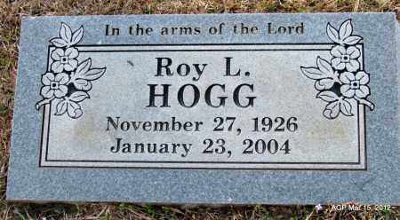 HOGG, ROY L - Lincoln County, Arkansas | ROY L HOGG - Arkansas Gravestone Photos