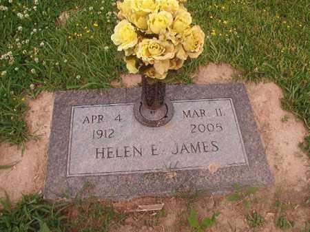 JAMES, HELEN E - Lincoln County, Arkansas | HELEN E JAMES - Arkansas Gravestone Photos