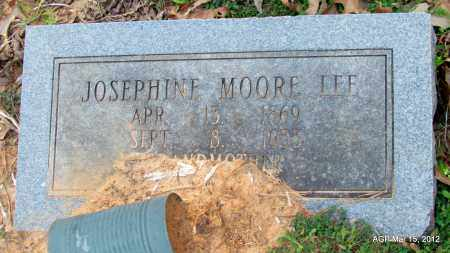 LEE, JOSEPHINE - Lincoln County, Arkansas | JOSEPHINE LEE - Arkansas Gravestone Photos