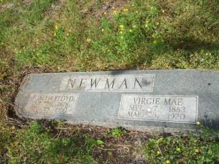 SPEARS NEWMAN, VIRGIE MAE - Lincoln County, Arkansas | VIRGIE MAE SPEARS NEWMAN - Arkansas Gravestone Photos