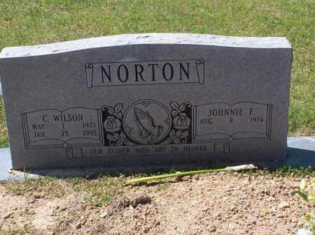 NORTON ( PIC # 2), JOHNNIE FLAKE - Lincoln County, Arkansas   JOHNNIE FLAKE NORTON ( PIC # 2) - Arkansas Gravestone Photos