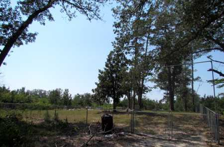 *OLD OWEN CEMETERY VIEW,  - Lincoln County, Arkansas |  *OLD OWEN CEMETERY VIEW - Arkansas Gravestone Photos