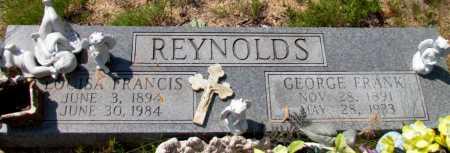 REYNOLDS, GEORGE FRANK - Lincoln County, Arkansas | GEORGE FRANK REYNOLDS - Arkansas Gravestone Photos