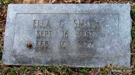 SMITH, ELLA G - Lincoln County, Arkansas   ELLA G SMITH - Arkansas Gravestone Photos