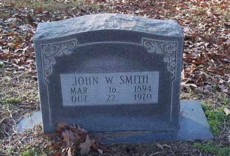 SMITH, JOHN W - Lincoln County, Arkansas | JOHN W SMITH - Arkansas Gravestone Photos