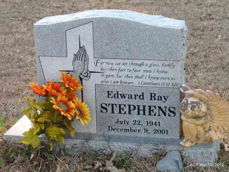 STEPHENS, EDWARD RAY - Lincoln County, Arkansas   EDWARD RAY STEPHENS - Arkansas Gravestone Photos