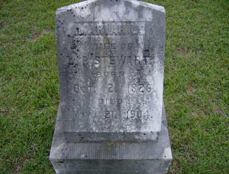 STEWART, MARIAH L. - Lincoln County, Arkansas | MARIAH L. STEWART - Arkansas Gravestone Photos