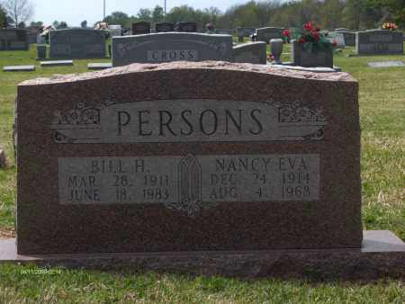 PEARSONS, NANCY EVA - Lincoln County, Arkansas | NANCY EVA PEARSONS - Arkansas Gravestone Photos