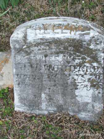 CADE WOODARD, HELEN - Lincoln County, Arkansas | HELEN CADE WOODARD - Arkansas Gravestone Photos