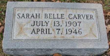 CARVER, SARAH ARABELLE - Little River County, Arkansas | SARAH ARABELLE CARVER - Arkansas Gravestone Photos