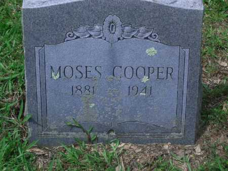 COOPER, MOSES W. - Little River County, Arkansas | MOSES W. COOPER - Arkansas Gravestone Photos
