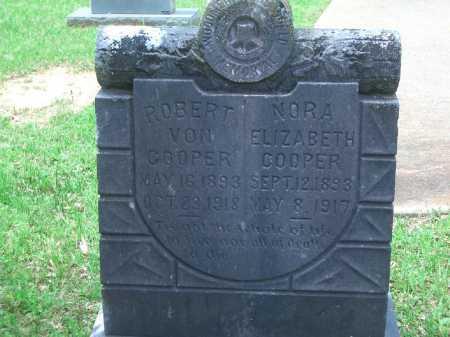 COOPER, ROBERT VON - Little River County, Arkansas | ROBERT VON COOPER - Arkansas Gravestone Photos