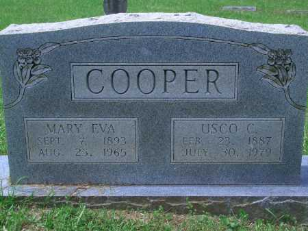 COOPER, MARY EVA - Little River County, Arkansas   MARY EVA COOPER - Arkansas Gravestone Photos