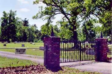 *DOLLARHIDE CEMETERY ENTRANCE,  - Little River County, Arkansas    *DOLLARHIDE CEMETERY ENTRANCE - Arkansas Gravestone Photos