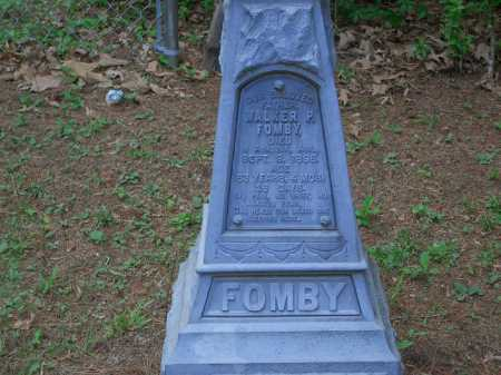 FOMBY, WALKER P. - Little River County, Arkansas | WALKER P. FOMBY - Arkansas Gravestone Photos