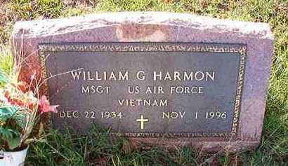 HARMON (VETERAN VIET), WILLIAM G - Little River County, Arkansas | WILLIAM G HARMON (VETERAN VIET) - Arkansas Gravestone Photos