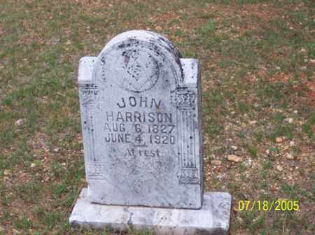 HARRISON, JOHN - Little River County, Arkansas   JOHN HARRISON - Arkansas Gravestone Photos