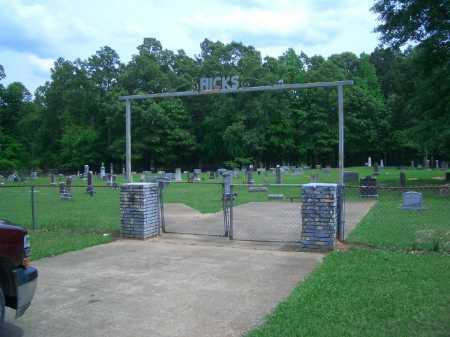 *ENTRANCE & SIGN,  - Little River County, Arkansas |  *ENTRANCE & SIGN - Arkansas Gravestone Photos