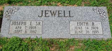 JEWELL, SR, JOSEPH E - Little River County, Arkansas | JOSEPH E JEWELL, SR - Arkansas Gravestone Photos