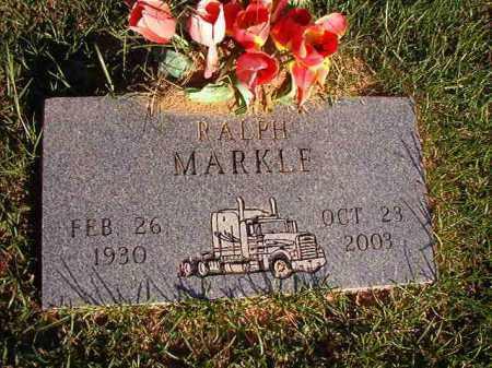 MARKLE, RALPH - Little River County, Arkansas | RALPH MARKLE - Arkansas Gravestone Photos