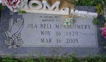 MONTGOMERY, OLA BELL - Little River County, Arkansas | OLA BELL MONTGOMERY - Arkansas Gravestone Photos